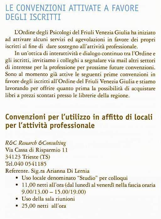 Ordine psicologi Research and consulting